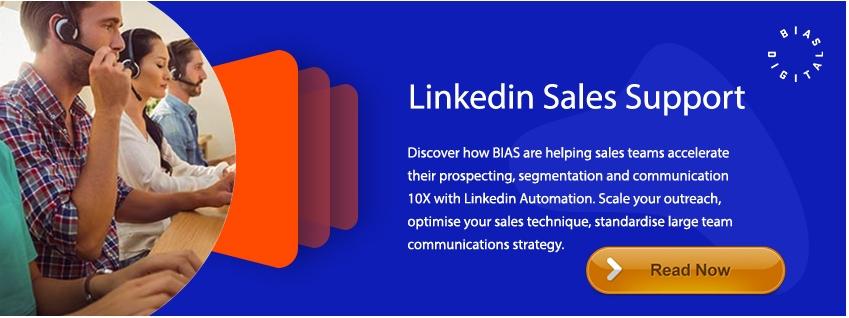 5 Top Strategies for Linkedin Sales